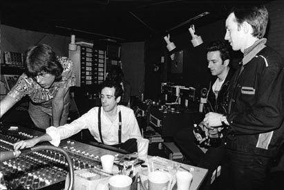 Joe Blaney & The Clash